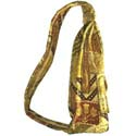 Рюкзак светлый с элементами турецких ковровых мотивов