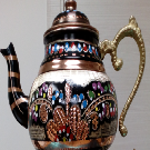 Турецкие чайники, самовары, электротурки