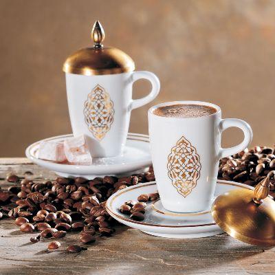 Фарфоровый набор для кофе RUMI