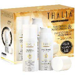 Thalia Day/Night круглосуточный органический крем для лица на основе масла Цубаки 50мл*2
