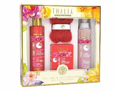 Thalia Golden Way 3 в 1 набор для тела на основе масла японского цветка Цубаки