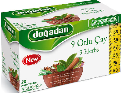 Чай Догадан 9 трав