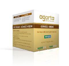 Agarta 100%-й натуральный увлажняющий питательный дневной крем против старения