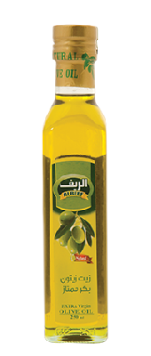 Масло оливковое Сирия AlReef 250 гр