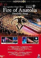 Шоу Огни Анатолии / Anadolu Atesi / Fire Of Anatolia (DVD)