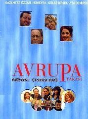 Avrupa Yakasi / Sezon I - 19 Bolum (DVD)
