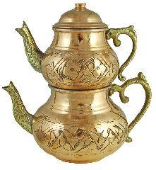 Медный чайник от Bozdogan Brothers