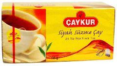 Черный турецкий чай Caykur (25 пакетиков)