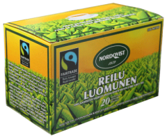 Чай REILU LUOMUNEN (Справедливая торговля)