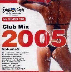 Сборники турецких дискотек / Club Mix 2005 - Volume 2