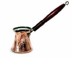 Турка (Cezve) с деревянной ручкой