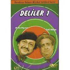 Deliler 1 (Devekusu Kabare) DVD