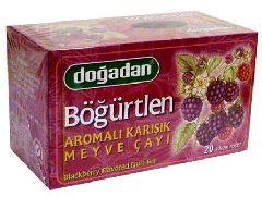 Dogadan Bogurtlen Cayi (Ежевика)