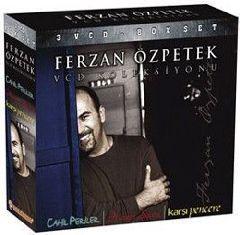 Ferzan Ozpetek (Коллекция - 3 VCD Box Set)