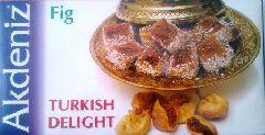 Турецкий лукум с ароматом инжира