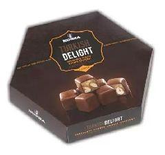 Лукум Коска в шоколаде с фундуком