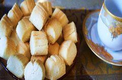 Восточное печенье Грайбе