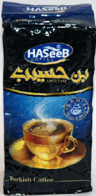 Кофе Хасиб (Haseeb) кардамон 20%