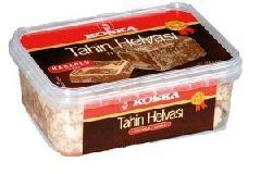 Халва Коска кунжутная с какао 400 гр