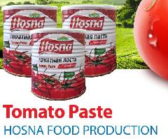 Томатная паста HOSNA 810 гр