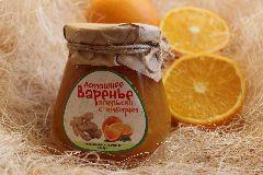 Апельсин с имбирем 340 гр