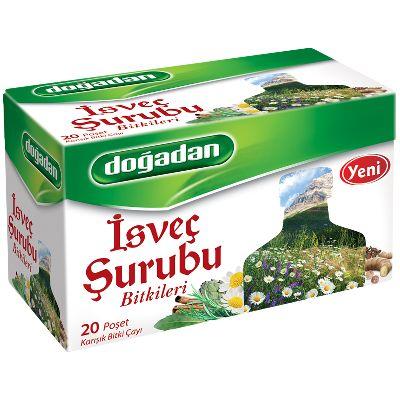 Шведский сироп фунцкиональный травяной чай