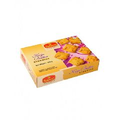 Бисквит с маслом ореха кешью