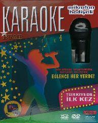 Karaoke Star (DVD + 3 VCD)