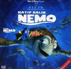 Kayip Balik Nemo (VCD)