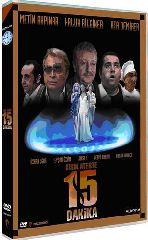 Kisik Ateste 15 Dakika (DVD)