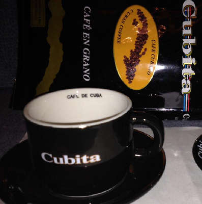 Кофейная пара Cubita 100 ml