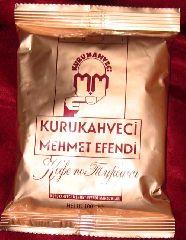Молотый турецкий кофе Mehmetefendi - 100 гр