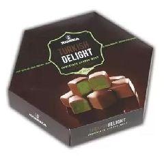 Лукум Коска в шоколаде со вкусом мяты 140 гр