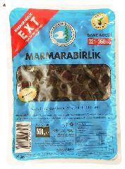 Маслины чёрные EXTRA 200 гр в рассоле