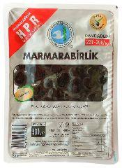 Оливки чёрные HIPER в упаковке 500 гр