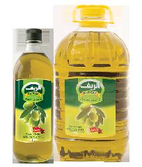 Масло оливковое Сирия AlReef 1 литр