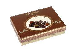 Лукум фруктовое ассорти в шоколаде (драже) 300 гр