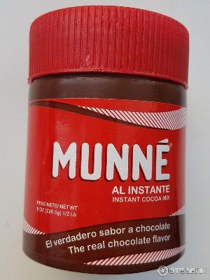 Доминиканский какао MUNNE с сахаром, 226 гр