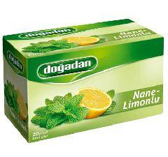 Чай Догадан мята лимон