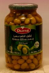 Оливки зеленые салкини 650 гр