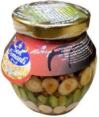 Орешки с мёдом (обжаренные) 420 гр