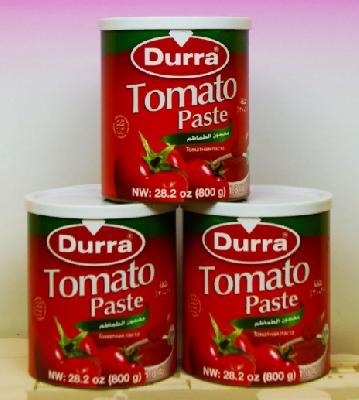 Паста томатная DURRA 800 гр