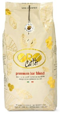 Кофе в зернах ORO Caffe' Premium Bar 1 кг