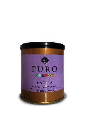 """Кофе молотый Milani """"PURO"""" Papua New Guinea 125 гр"""