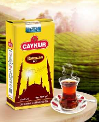 Чай турецкий черный Rize Ramazan Cayi 1 кг