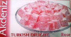 Турецкий лукум с ароматом розы