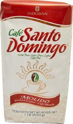 Молотый доминиканский Санто Доминго 0.454 кг