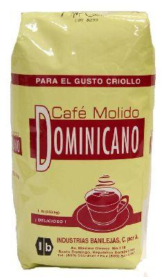 Кофе молотый Santo Domingo Dominicano (Санто Доминго Доминикано) 0.454 кг