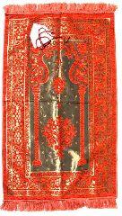 Молитвенный коврик (четки и шапочка в подарок)
