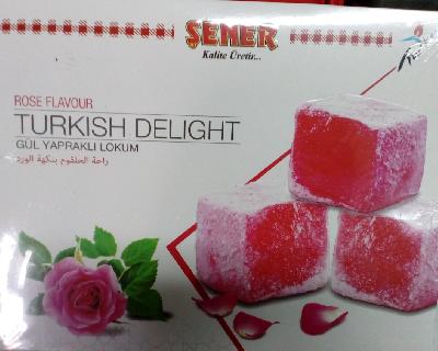Лукум с розой 450 гр